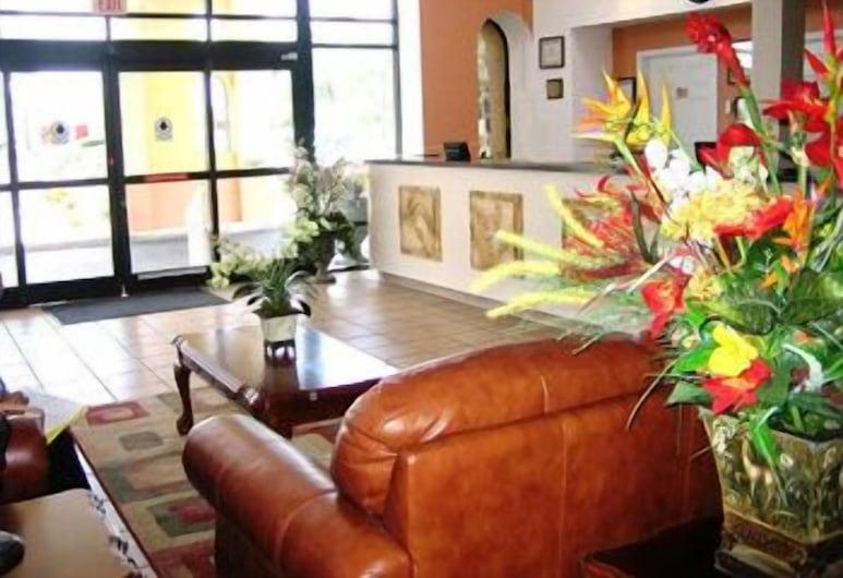 Howard Johnson by Wyndham Tropical Palms Kissimmee, Kissimmee, Lobby