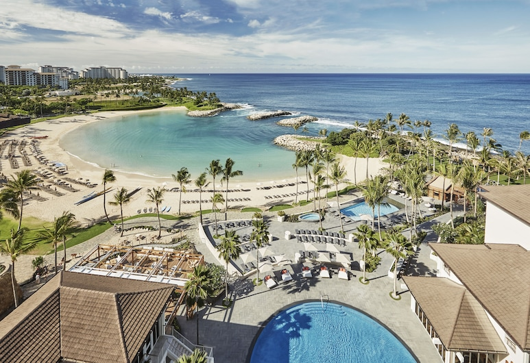Four Seasons Resort Oahu at Ko Olina, Kapolei, Chambre, accessible aux personnes à mobilité réduite (The Residence), Vue depuis l'hôtel
