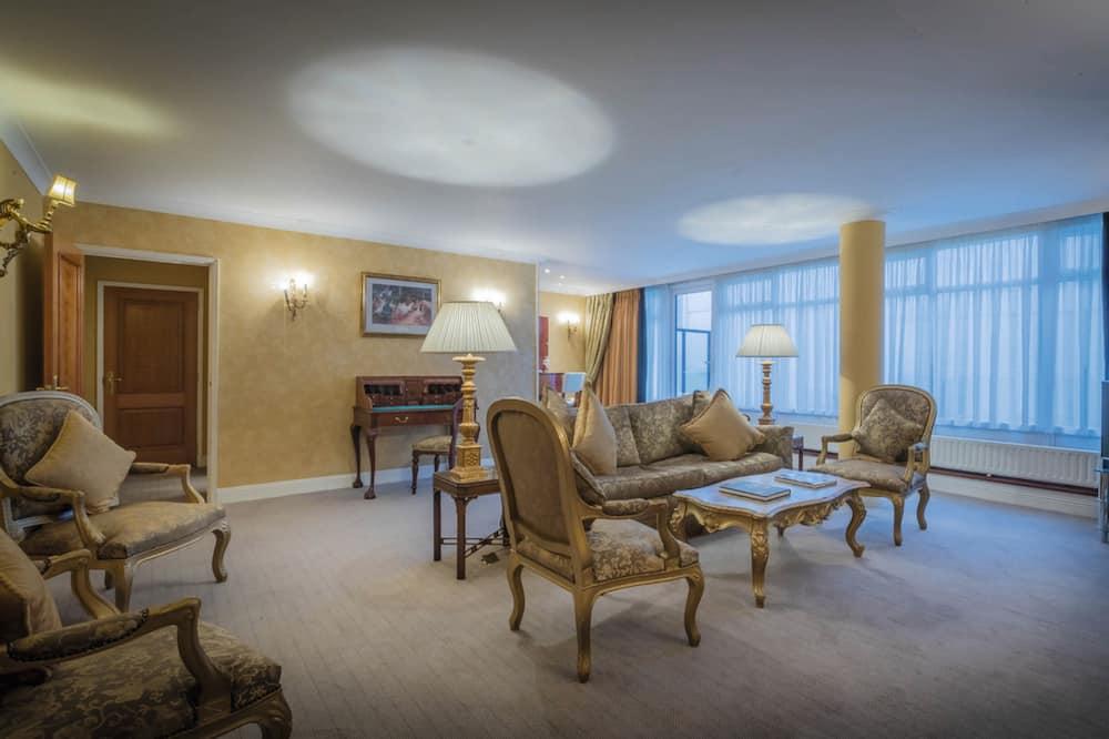 Suite Senior - Sala de estar