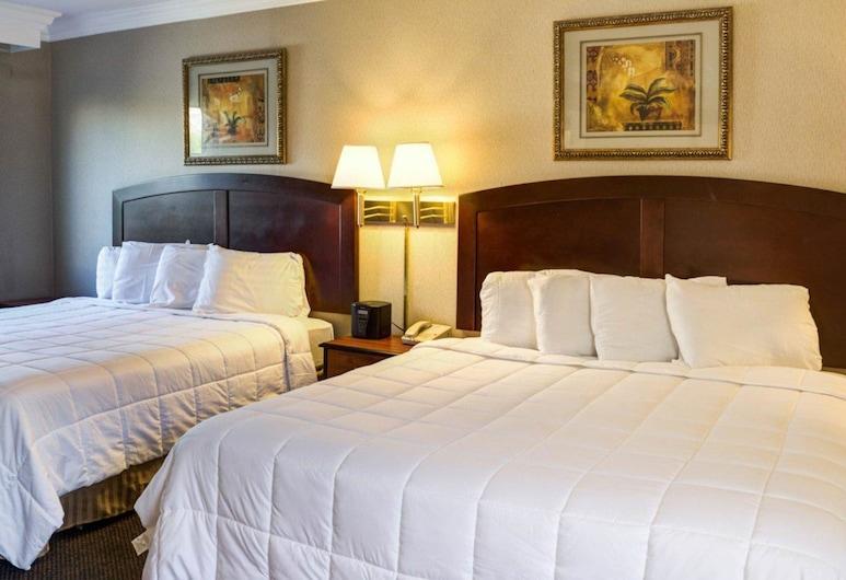 Rodeway Inn near Venice Beach, Los Angeles, Standardzimmer, Nichtraucher, Zimmer