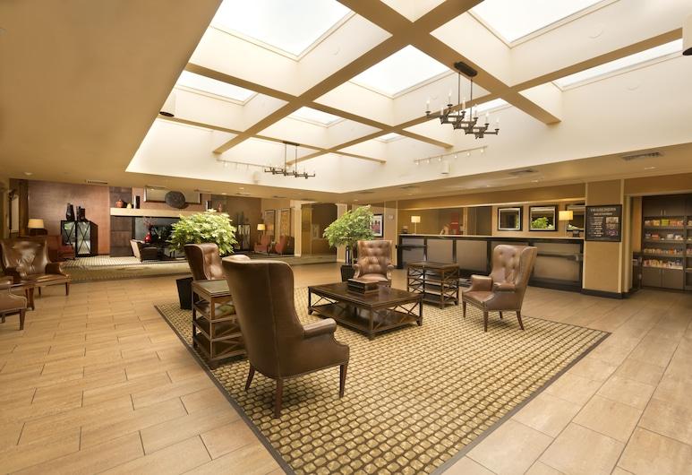 DoubleTree by Hilton Hotel Pittsburgh - Meadow Lands, Washington, Zona con asientos del vestíbulo