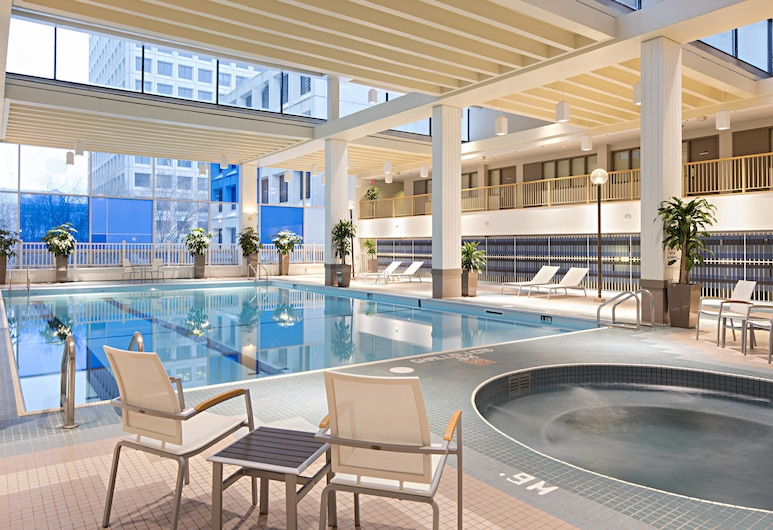 Delta Hotels by Marriott Winnipeg, Winnipeg, Kolam