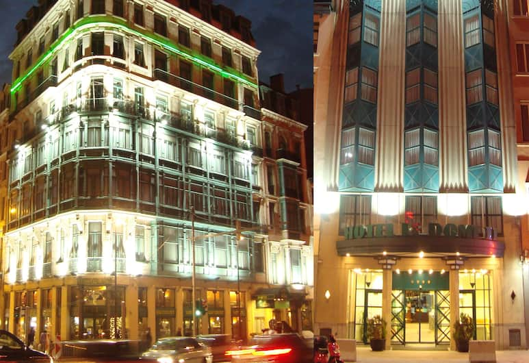 Hotel Le Dome, Brussels