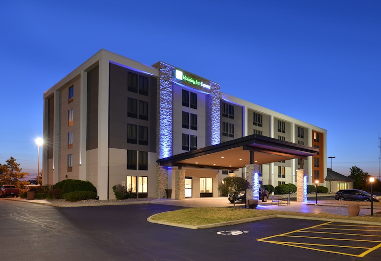 Holiday Inn Express Rochester - University Area, רוצ'סטר
