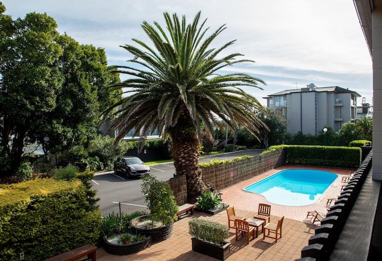 Auckland Rose Park Hotel, Auckland, Alberca al aire libre
