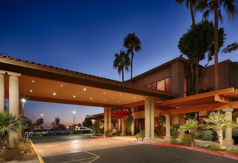 Best Western Plus Scottsdale Thunderbird Suites, Scottsdale, Fachada do hotel