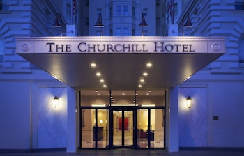 A(z) Churchill Hotel Near Embassy Row hotel fényképe itt: Washington