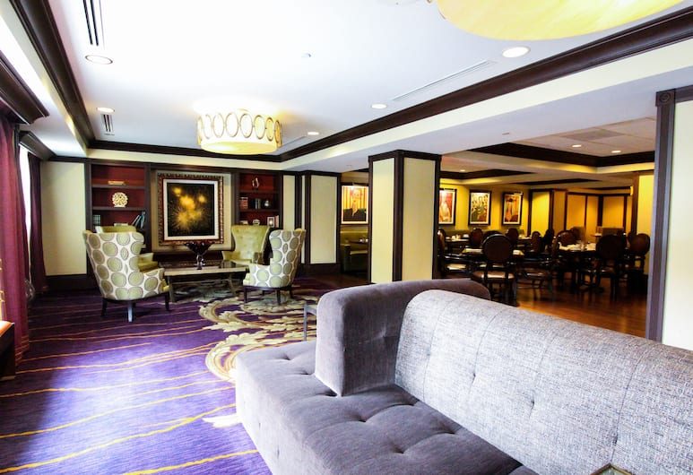 Churchill Hotel Near Embassy Row, Washington, Hotellounge