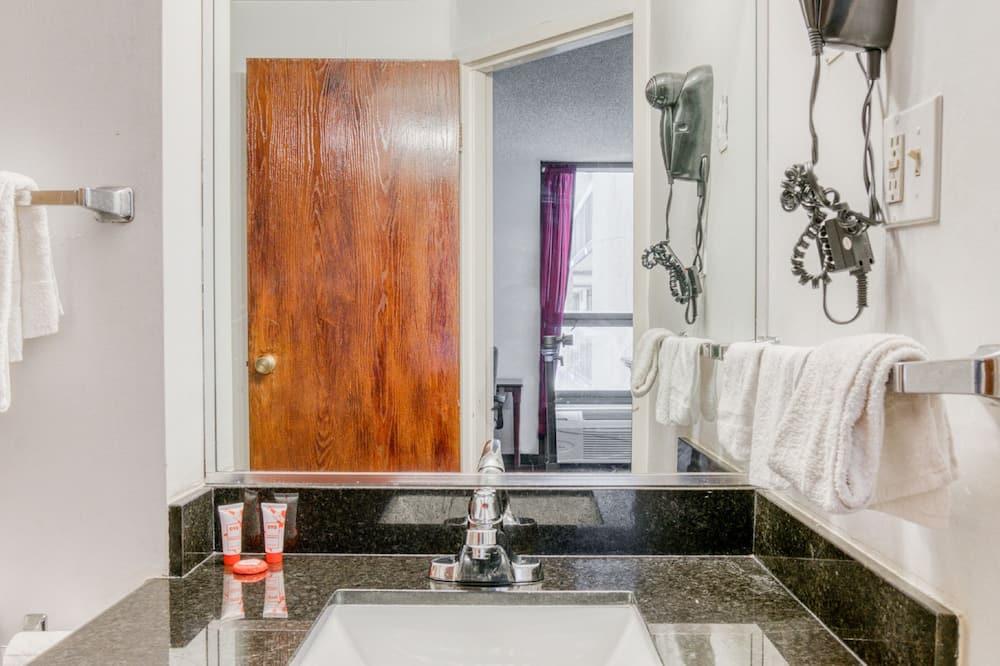 ห้องพัก, เตียงควีนไซส์ 2 เตียง - สิ่งอำนวยความสะดวกในห้องน้ำ