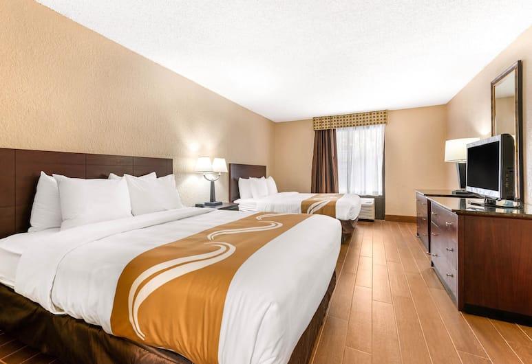 Quality Inn Orlando Airport, Orlando, Standardna soba, 2 queen size kreveta, za pušače, Soba za goste