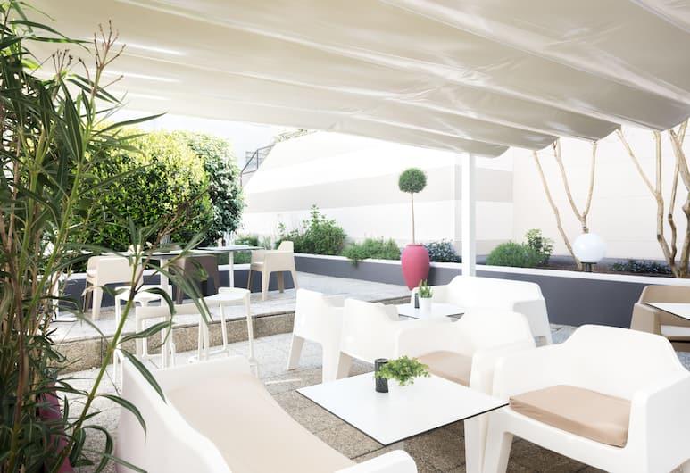 Hotel Mercure Bordeaux Centre Gare Saint Jean, Bordo, Açık Havada Yemek