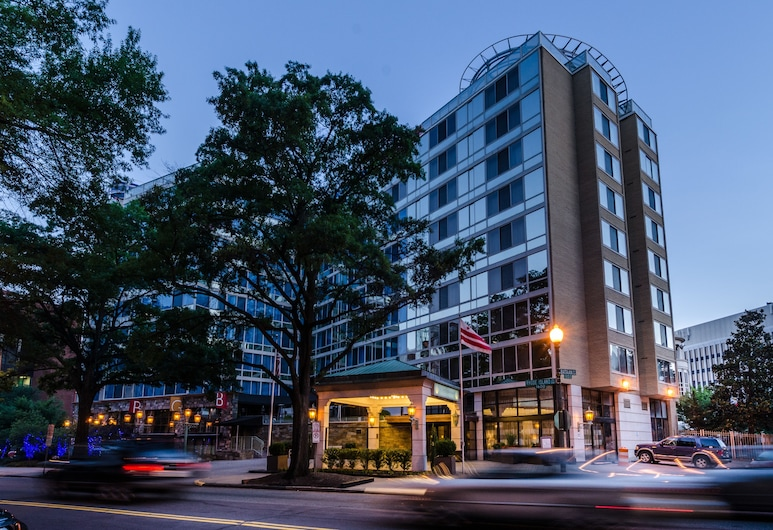 Beacon Hotel & Corporate Quarters, Washington, Hotellinngang