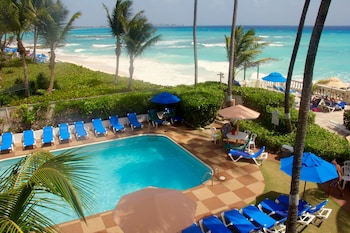 Foto do Dover Beach Hotel em St. Lawrence Gap
