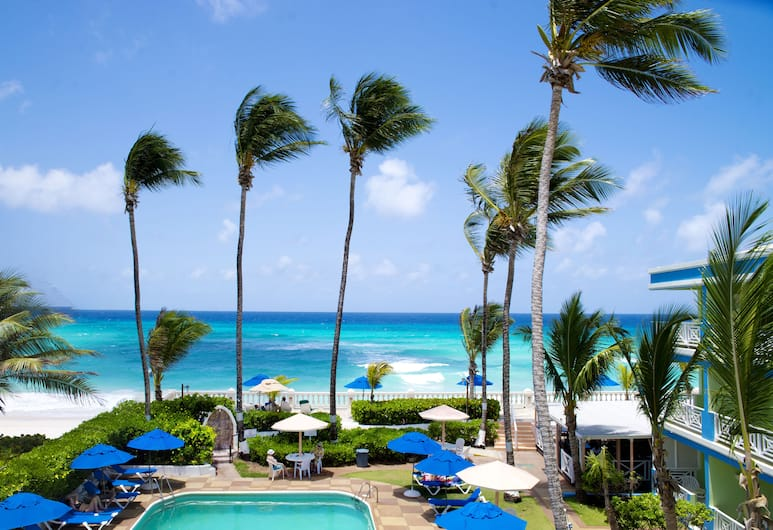 Dover Beach Hotel, St. Lawrence Gap