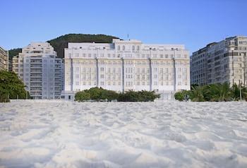 Fotografia do Belmond Copacabana Palace em Rio de Janeiro