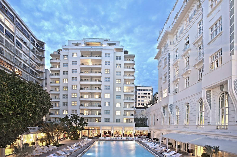 Belmond Copacabana Palace Rio De Janeiro Pool