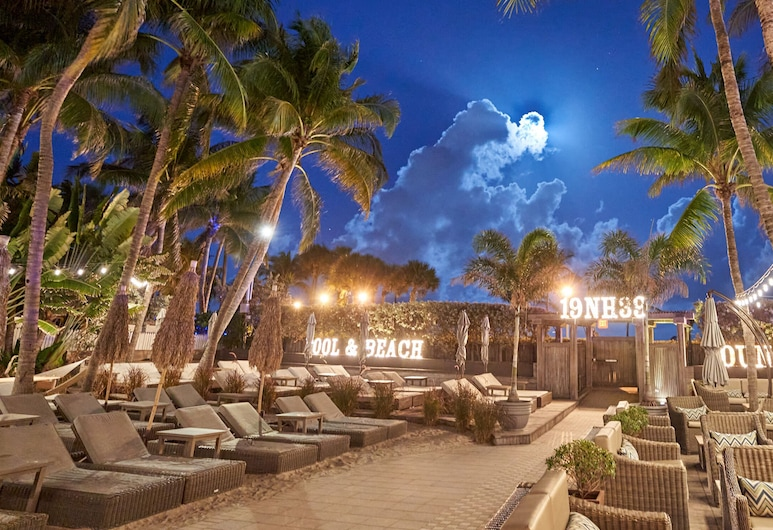 National Hotel, An Adult Only Oceanfront Resort, Miami Beach, Terasa/trijem