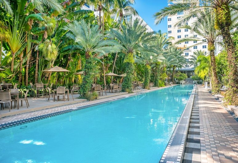 National Hotel, An Adult Only Oceanfront Resort, Miami Beach, Outdoor Pool