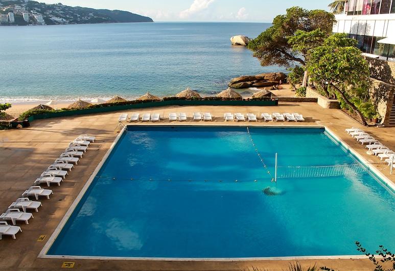 Hotel El Presidente Acapulco, Acapulco, Outdoor Pool
