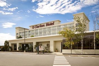 Mynd af Clarion Hotel Portland í Portland