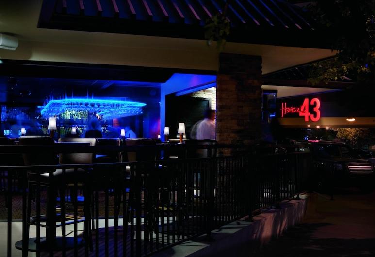 Hotel 43, Boise, Bar del hotel