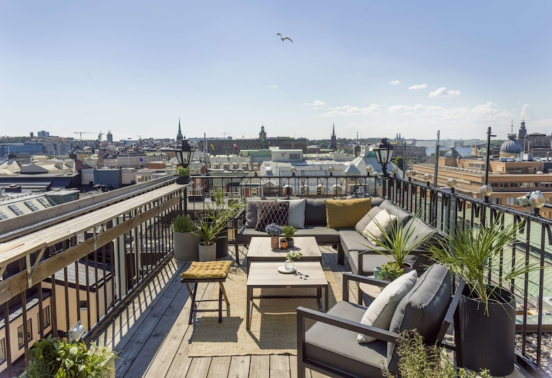 Radisson Collection, Strand Hotel, Stockholm, Stockholm, Terrasse/Patio