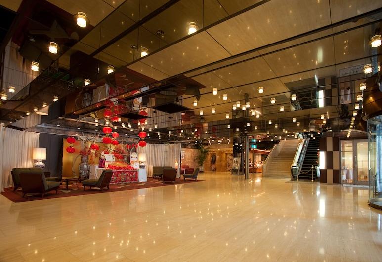 橫濱玫瑰飯店, 橫濱, 大廳