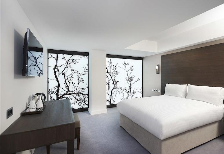 Central Park Hotel, London, Superior kahetuba, aknad puuduvad, Tuba