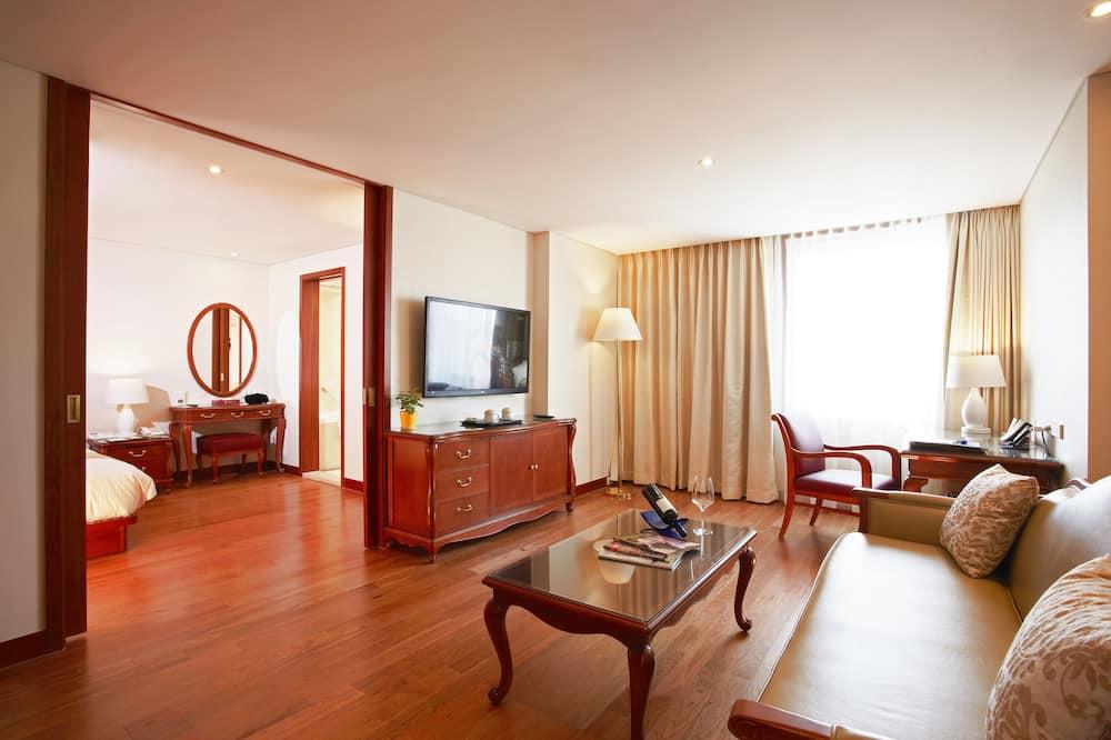 Suite Twin - Lõõgastumisala