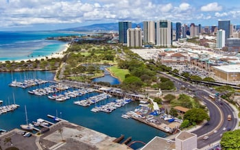 Foto di Marina Tower Waikiki a Honolulu