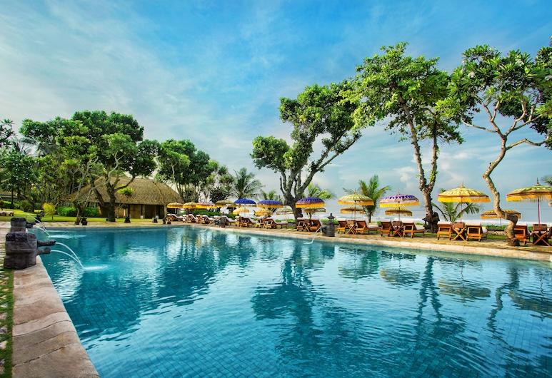 The Oberoi Beach Resort, Bali, Seminyak, Piscina externa