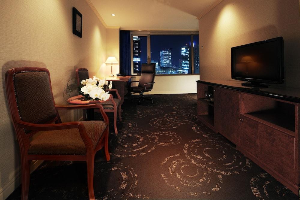 套房, 非吸煙房, 邊間 (Twin Room) - 客廳