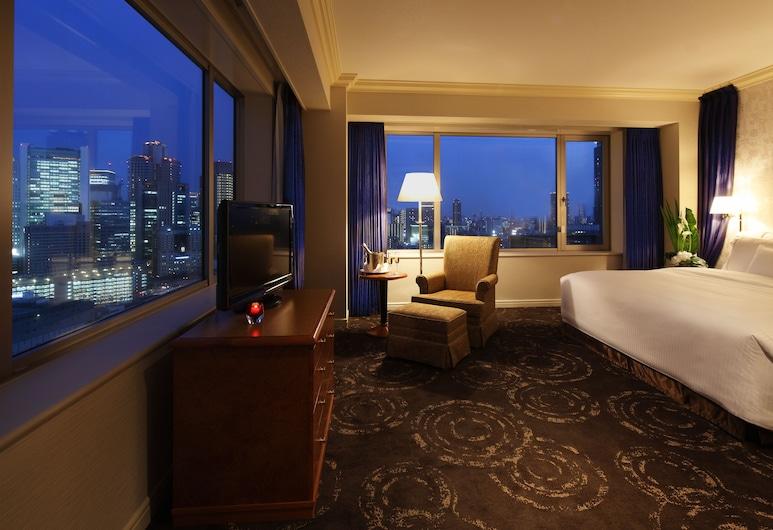 大阪威斯汀酒店, 大阪, 套房, 非吸煙房, 轉角 (Double Room), 客房