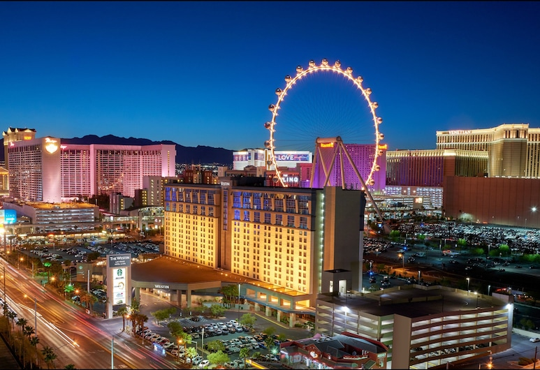 The Westin Las Vegas Hotel & Spa, לאס וגאס