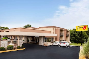 Picture of Super 8 by Wyndham Lawrence KU in Lawrence