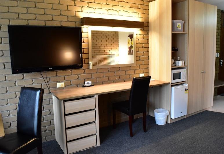 Strzelecki Motor Lodge, Traralgon, Premium - kahden hengen huone, Näköala huoneesta