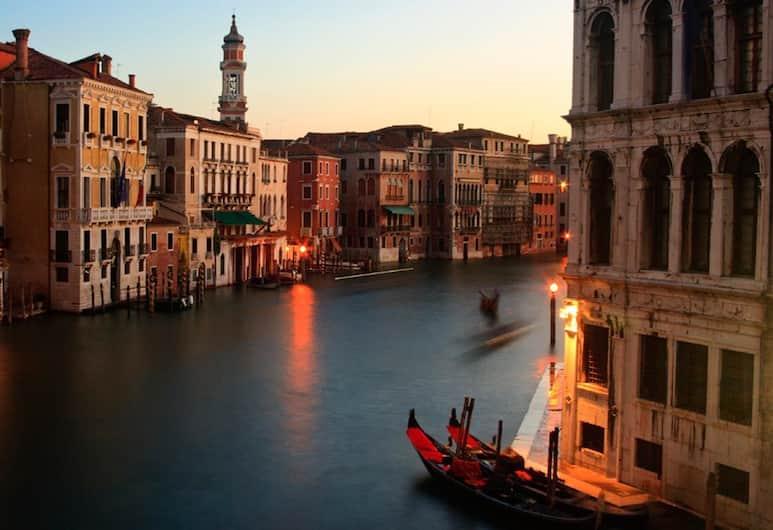 阿瑪迪斯酒店, 威尼斯, 外觀