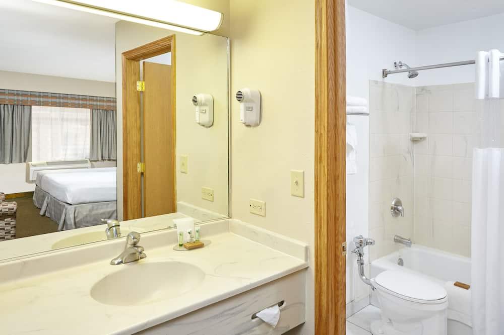 Dvivietis kambarys, Rūkantiesiems - Vonios kambarys