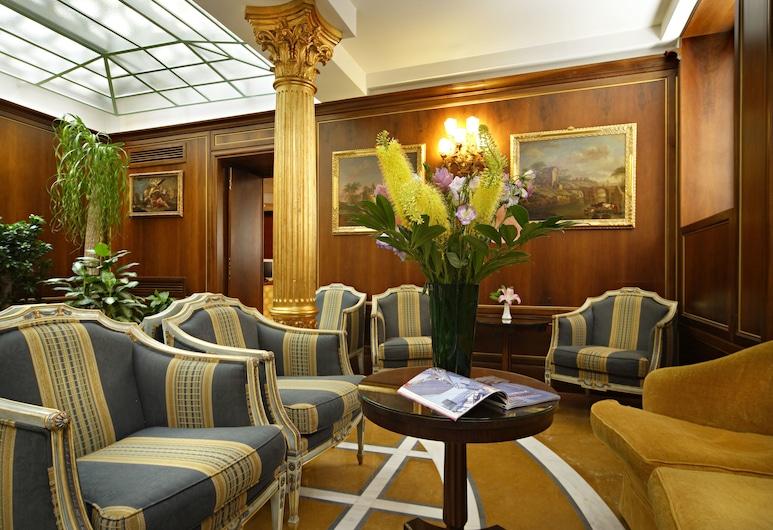 Kette Hotel, Venice, Khu phòng khách tại tiền sảnh