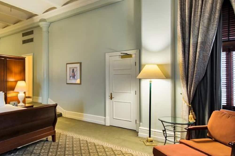 Номер (Casino Parlour - Adults Only) - Зона гостиной