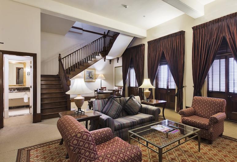 Treasury Brisbane, Brisbane, Casino Suite (Adults Only), Living Room