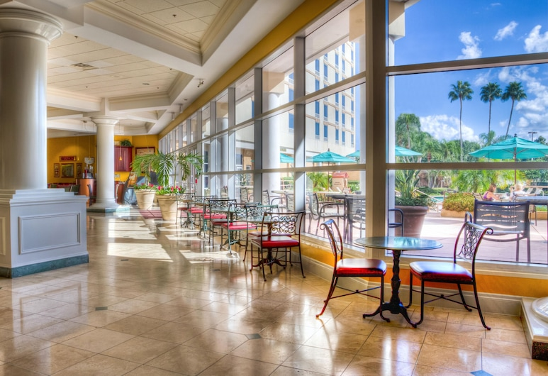 Rosen Plaza on International Drive, Orlando, Lobby