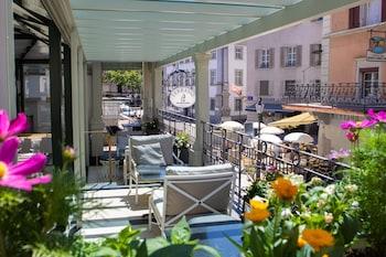 Picture of Romantik Hotel Wilden Mann in Lucerne