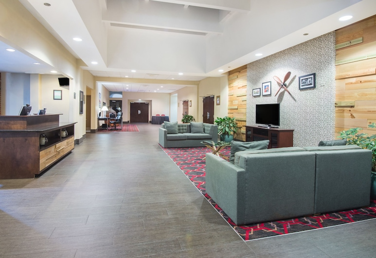 Wyndham Garden Pittsburgh Airport, Pittsburgh, Entrada Interior