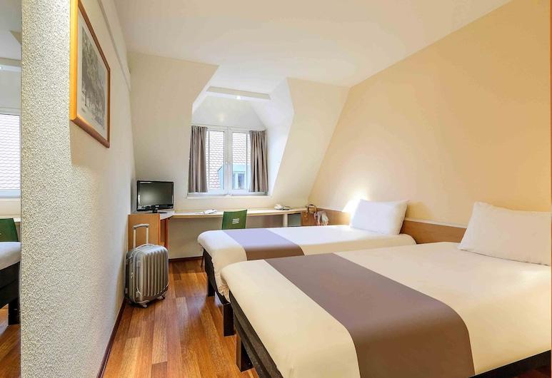 ibis Erfurt Altstadt, Erfurt, Habitación estándar, 2 camas individuales, Habitación