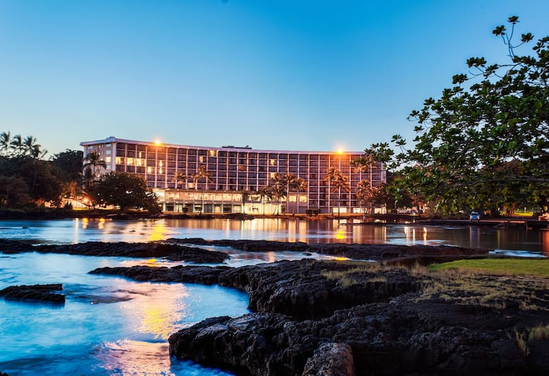 Castle Hilo Hawaiian Hotel, Hilo, Külső rész