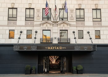 Los Angeles bölgesindeki The Mayfair Hotel Los Angeles resmi