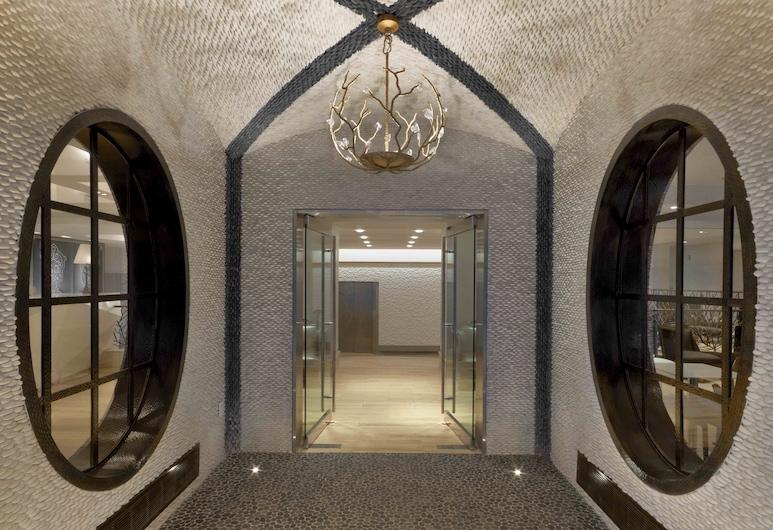 The Tuscany - A St Giles Signature Hotel, Νέα Υόρκη, Εσωτερική είσοδος