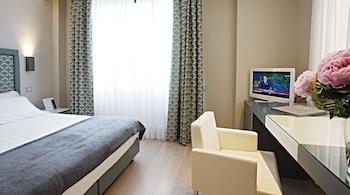 A(z) Grand Hotel Croce di Malta Wellness & Golf hotel fényképe itt: Montecatini Terme