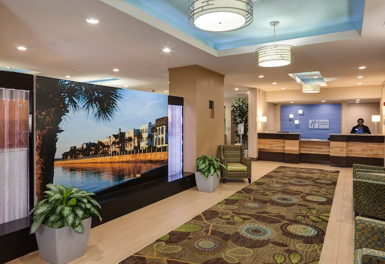 Holiday Inn Express Charleston Dwtn - Medical Area, Charleston, Vestibyle